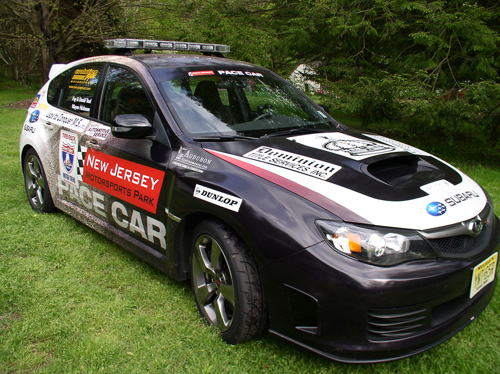 NJMP/LCMS STi dressed up